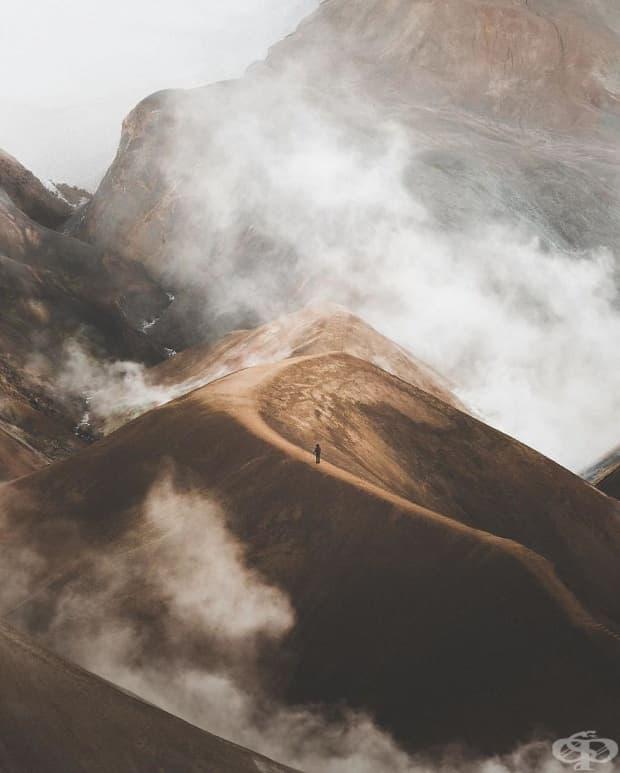 Мъгливи планини