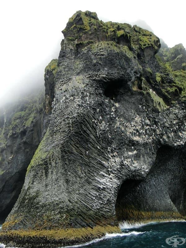 Слонската скала, Хеймей