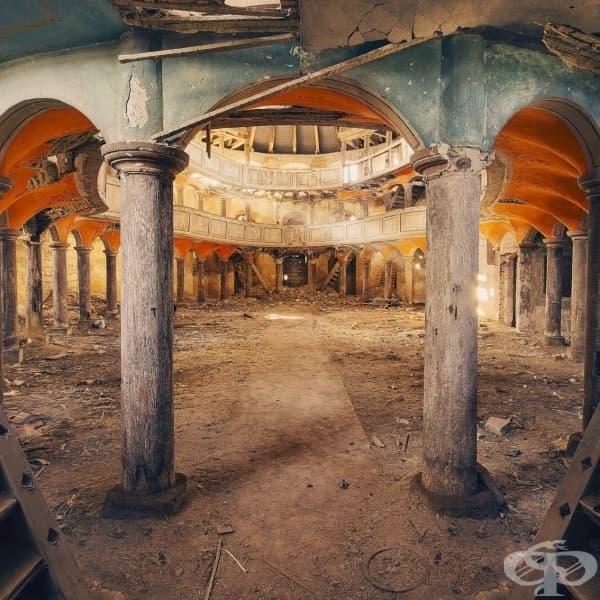 Друга изоставена катедрала
