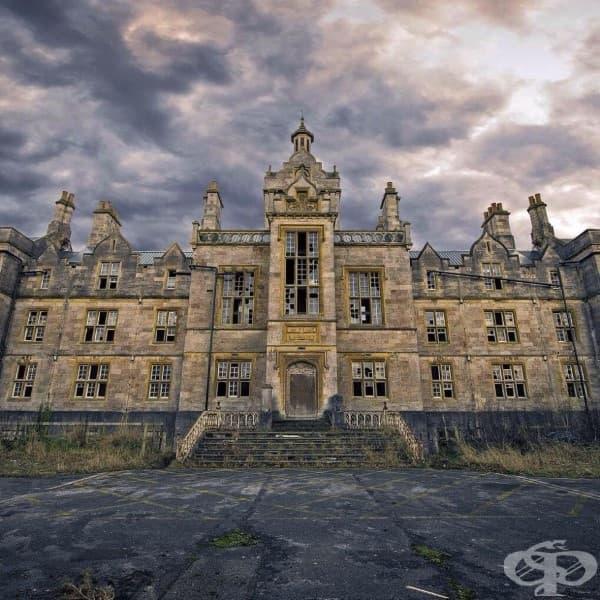 Друг изоставен замък