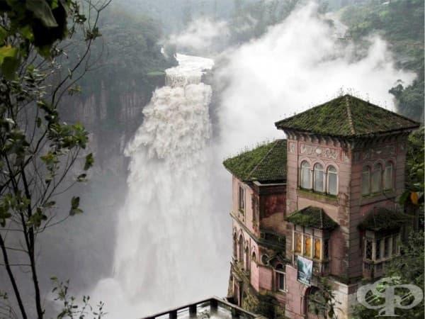 Хотел дел Салто, Колумбия