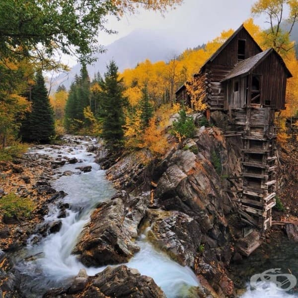 Кристъл мил, Колорадо, САЩ