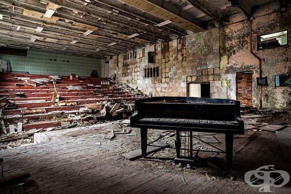 10 изоставени места от цял свят  - изображение
