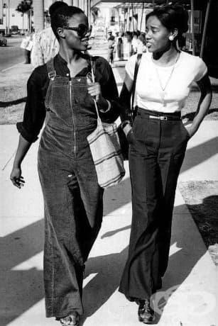 Жените от 70-те като символ на свободата в 40 снимки