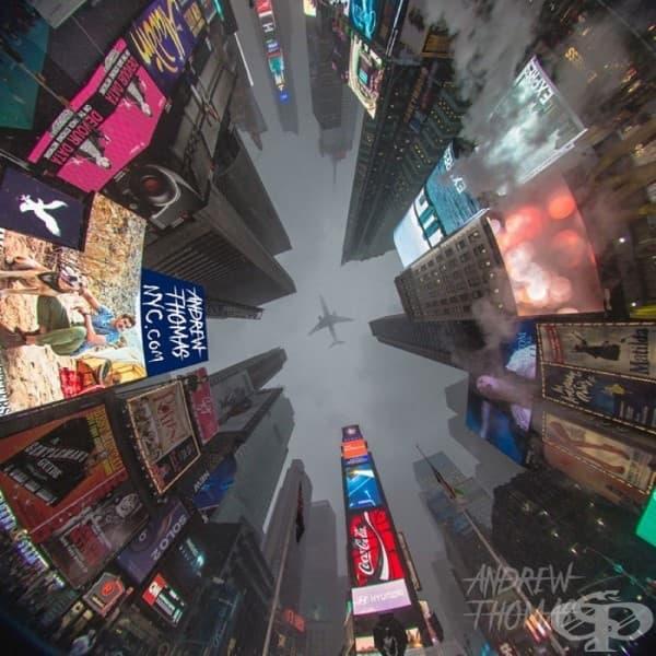Тайм скуеър, Ню Йорк