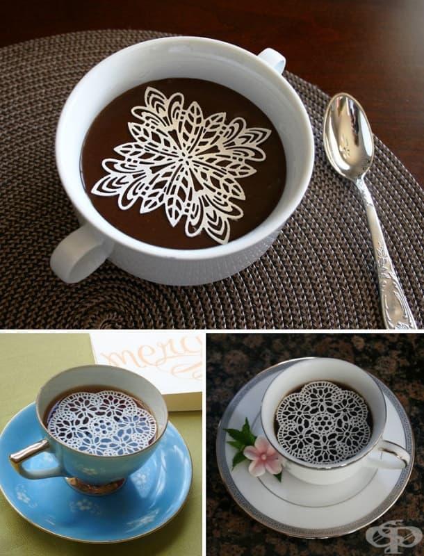 Ядливи захарни снежинки
