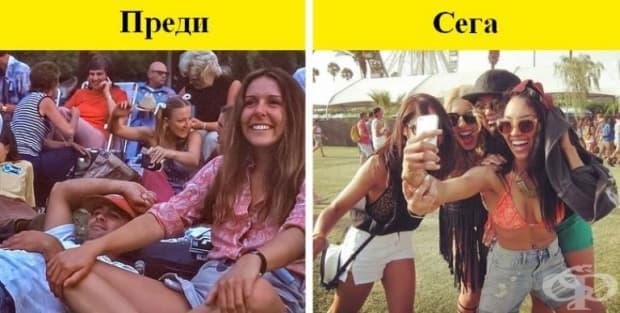 На фестивал.