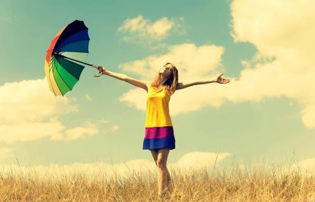Какво означава да усетите прилив на щастие?