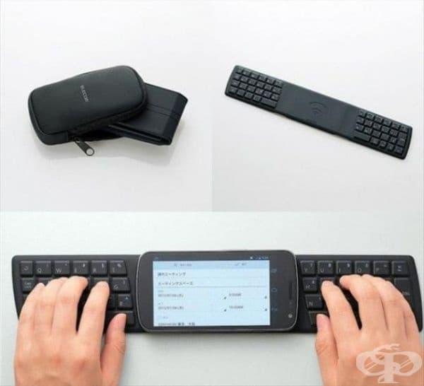 Клавиатура за смартфон.