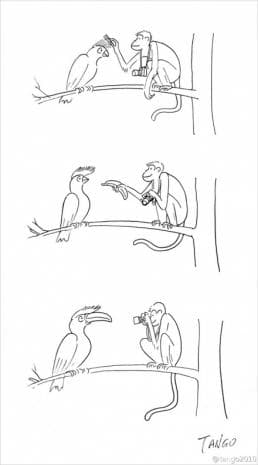 Креативни и забавни комикси 8