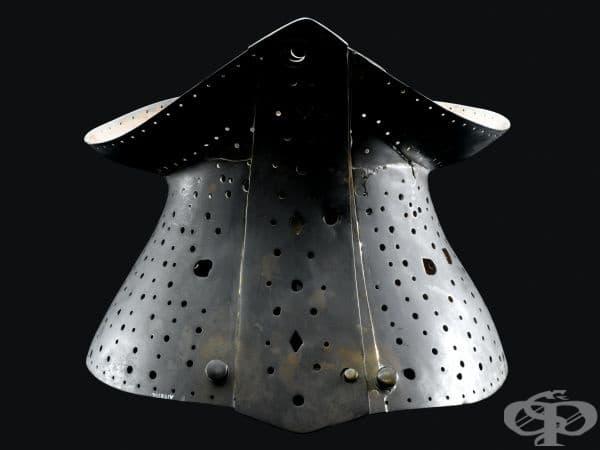 Ортопедичен корсет от 1800г.