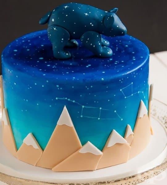 """Торта """"Голямата мечка"""""""