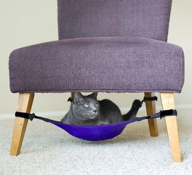 Хамак за котки