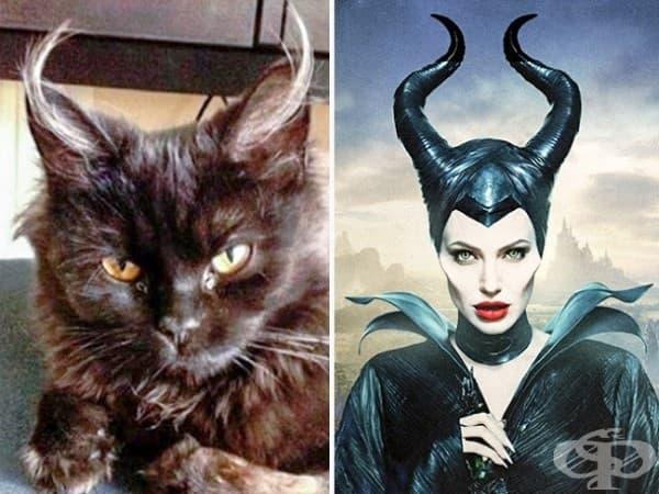 Анджелина Джоли (Господарката на злото)