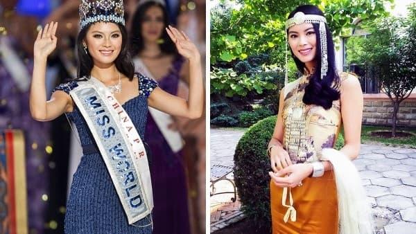 Ю Венксиа, Китай /Мис Свят 2012/