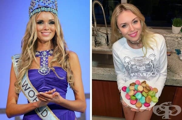 Ксениа Сукинова, Русия /Мис Свят 2008/
