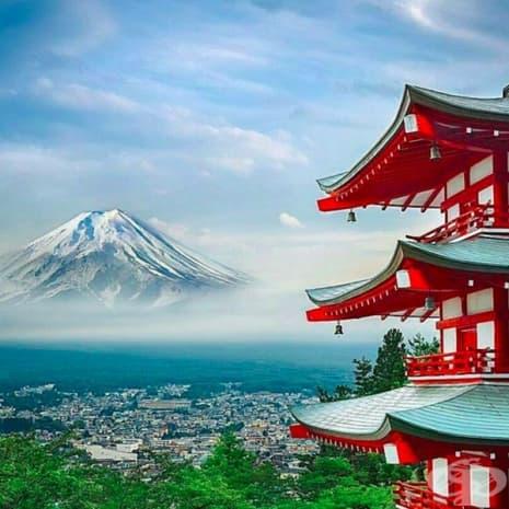Планината Фуджи, Япония