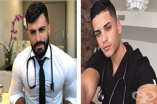 20 атрактивни лекари, които ще ви разгорещят - изображение
