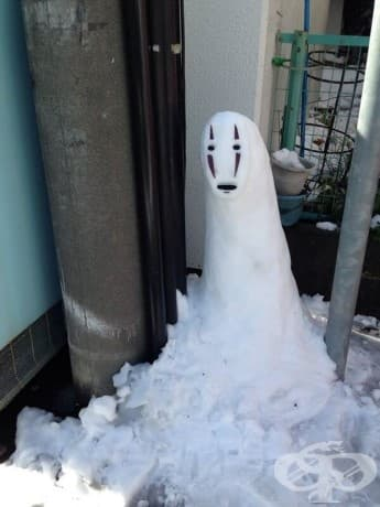 20 изключително весели и креативни снежни човеци