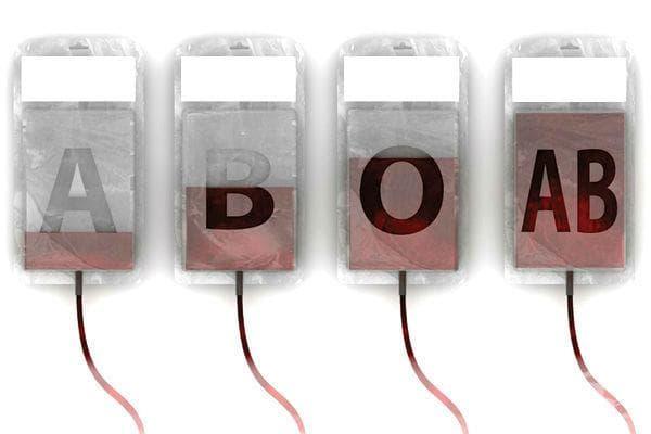 Съвместимост на кръвните групи - изображение