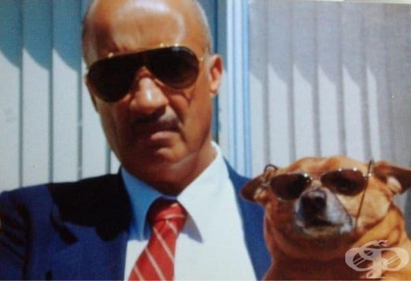 Преди този човек никога не е искал куче, но вижте ги сега заедно.