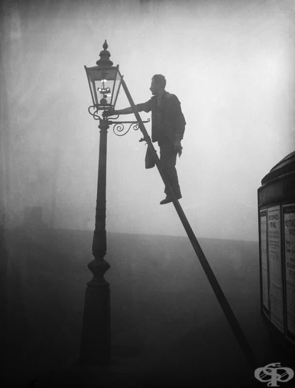 15 зловещи снимки на Лондон от началото на XX в.