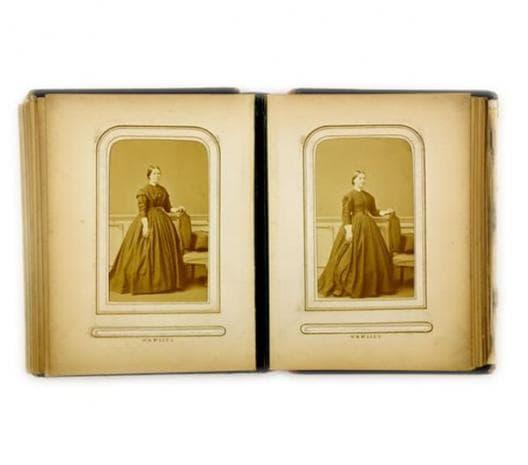 Любопитна колекция от лични вещи на медицинската сестра Флорънс Найтингейл