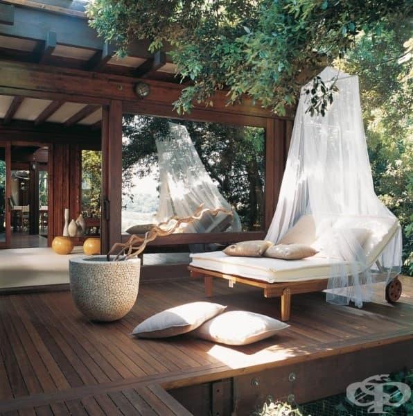 Уютна тераса
