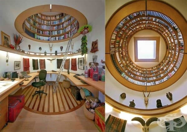 Библиотека, която ще замае главата ви