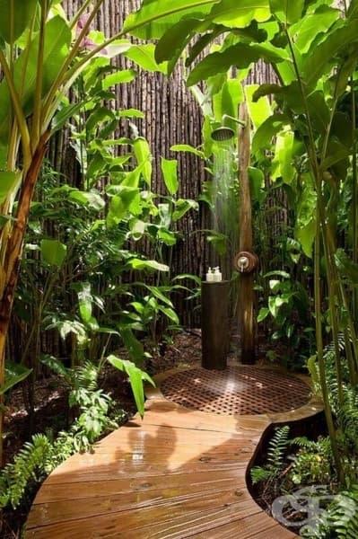 Тропически душ