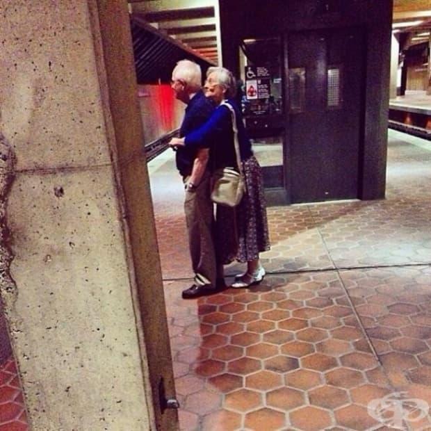 Гушкат се на обществени места.