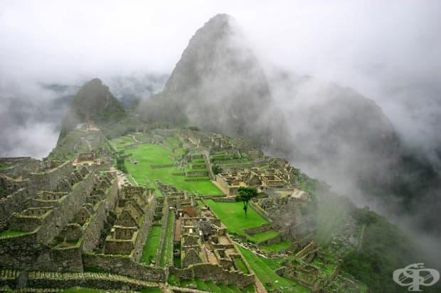 Историческото светилище на Мачу Пикчу