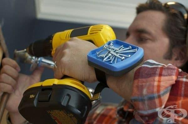 Магнитна гривна за ремонтни дейности.