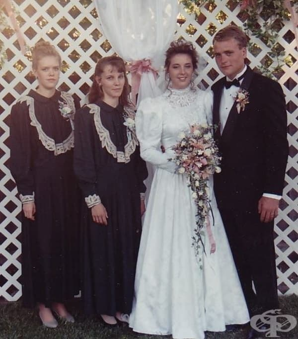 Първо бяха само 3 съпруги.