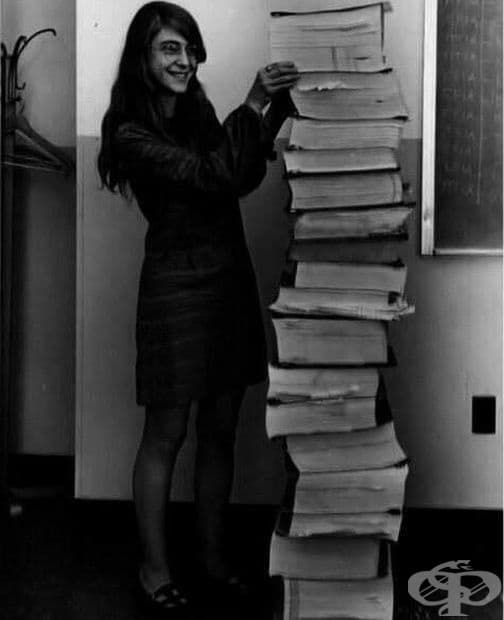 Маргарет Хамилтън - една жена в мъжкия инженерен свят