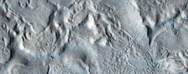 Скална ерозия.
