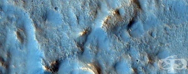 Огромната равнина Утопия Планитиа.