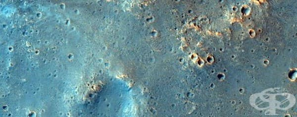 Вероятното място за приземяване на мисията ExoMars, направлявана от Европейската космическа агенция.