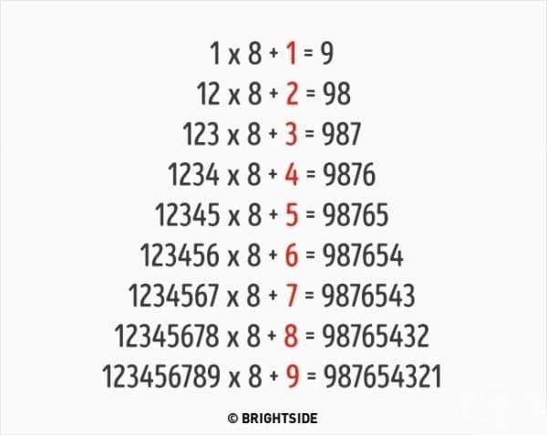 9 математически трика, които не се преподават в училища