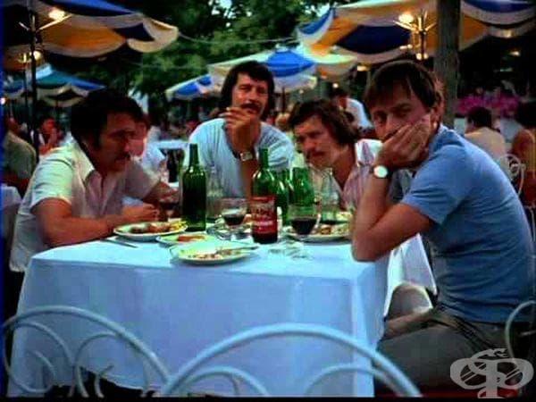 """""""Защо ще ме прави на идиот той мене!?? Абе, мене никой не ме е прецакал досега, той ще ме цака с топла бира!"""""""