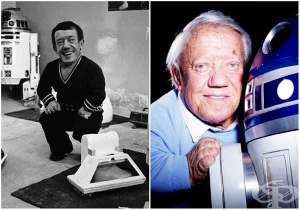 Кени Бейкър /R2-D2/, 1977 и 2015