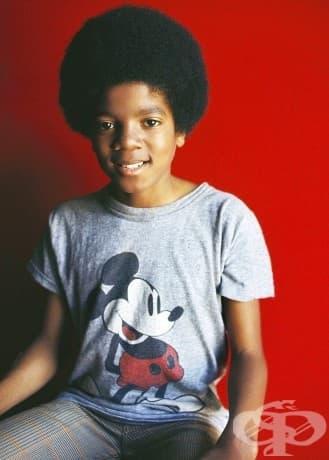 13-годишният Майкъл Джексън, 1971.