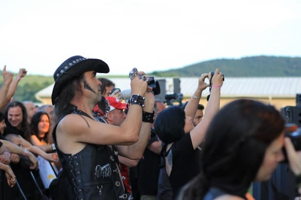 "Снимки от рок фестивала ""Midalidare - Rock In The Wine Valley"" - 2-ри ден (част1)"