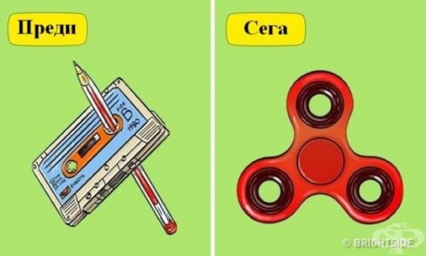 """Преди и сега: Въртящите се """"играчки"""""""