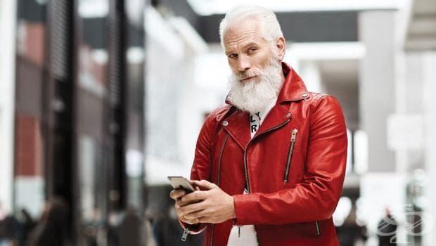 Този моден дядо Коледа ще разтопи снега по празниците