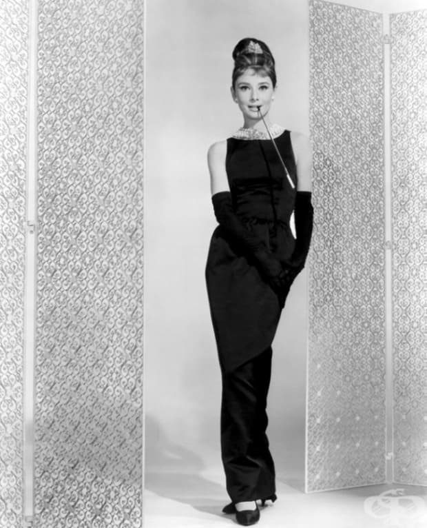Одри Хепбърн, Закуска в Тифани, 1961 г.
