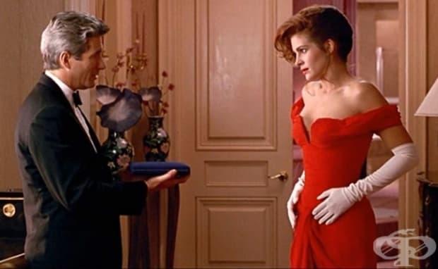 Джулия Робъртс, Хубава жена, 1990 г.