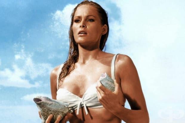 1962 – Урсула Андрес като Хъни Райдър