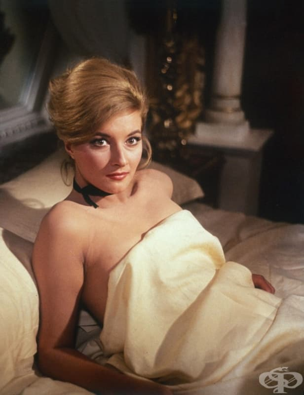 1963 – Даниела Бианчи като Татяна Романова
