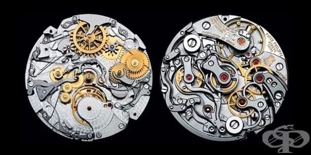 Вътре един от най-скъпите ръчни часовници в света - Patek Plippe